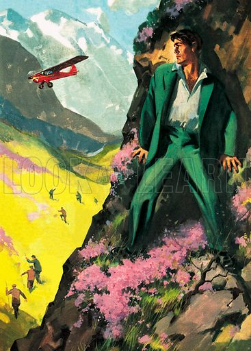 The 39 Steps. From the novel by John Buchan.