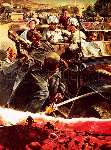 Disasters That Shocked the World: Assassination – how two bullets killed ten million men.