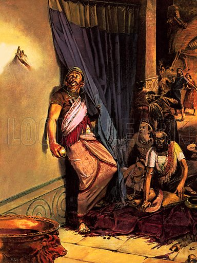 By the Rivers of Babylon: The Fall of the Babylonian Empire.