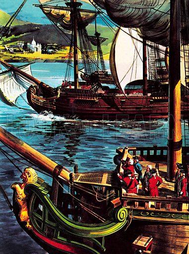 The Merchant Adventurers: Clive Avenges the Black Hole.