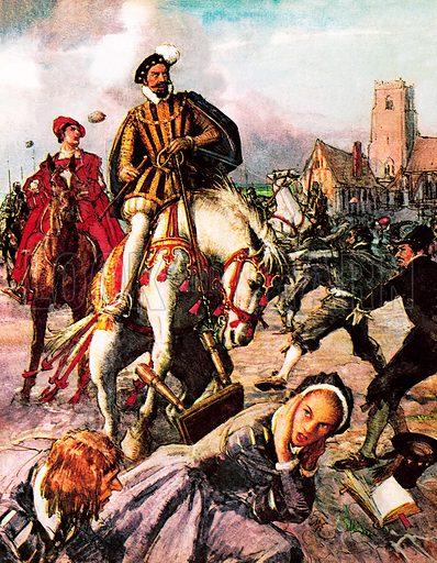 The Wonderful Story of France: Tragedy on St Bartholomew's Day, 1572.