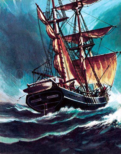 The Seafarer.