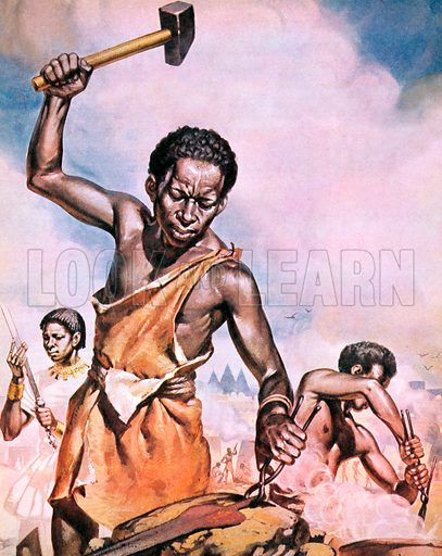 The Story of Africa: The Negro Pharaohs.