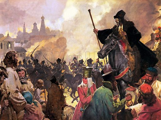 Ivan IV, Tsar of Russia, 16th Century