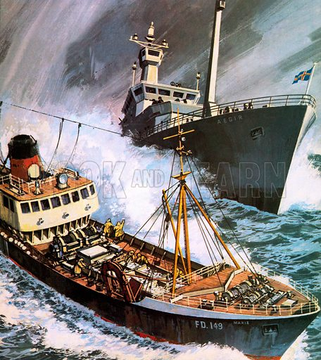 The Cod War.