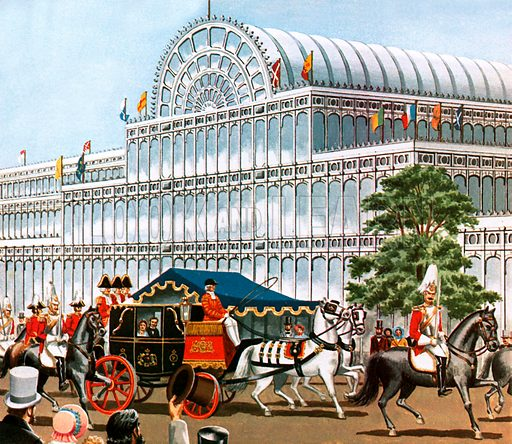 Paxton's Crystal Palace.