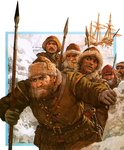 Barents, picture, image, illustration