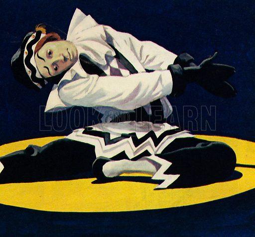 Nijinsky, picture, image, illustration