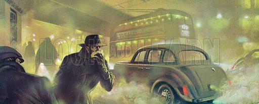 London Smog, 1952