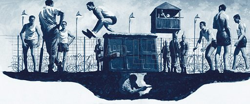 The Great Escape from Stalag-Luft III.