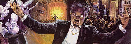 Dante, Illusionist Extraordinary.