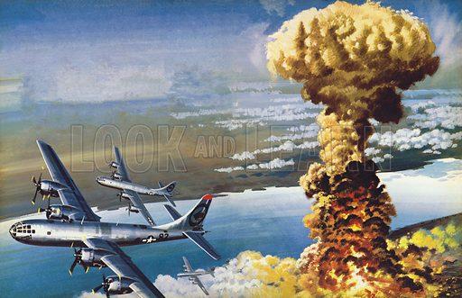 Hiroshima, The End.