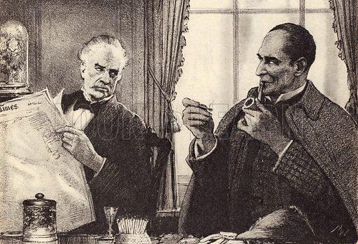Sherlock Holmes: Elementary, my dear Watson!
