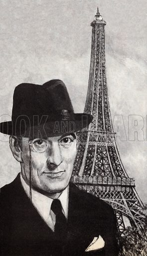 Victor Lustig, picture, image, illustration