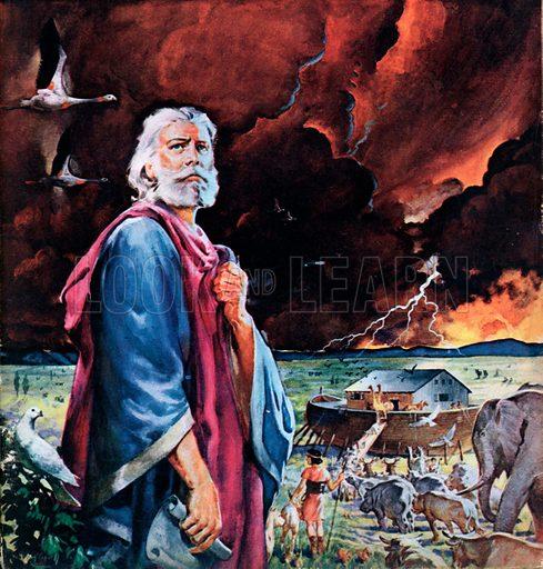Noah's Flood.