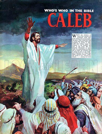 Caleb.