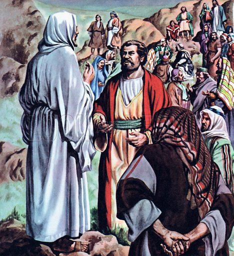 Philip and James, apostles of Jesus.
