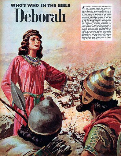 Deborah.