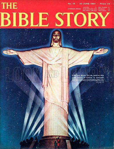 Giant Figure of Christ