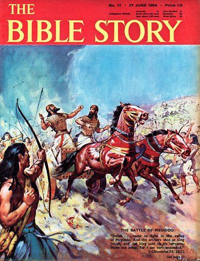 The Battle of Megiddo.