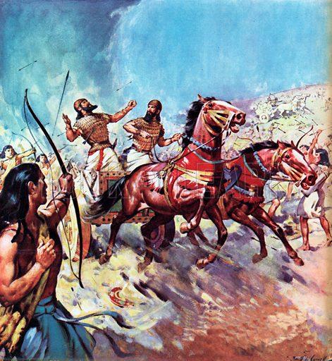 Battle of Megiddo.