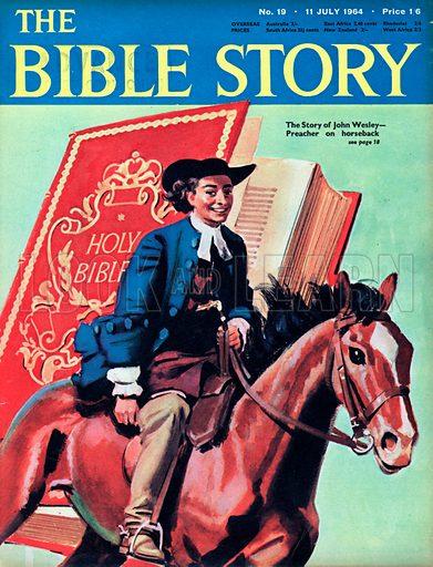 John Wesley, Preacher on Horseback.