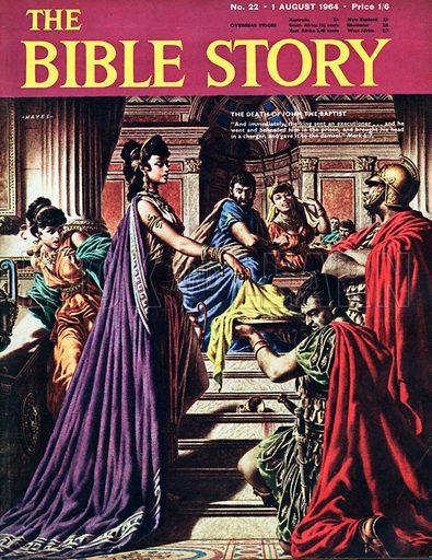 The Death of John the Baptist