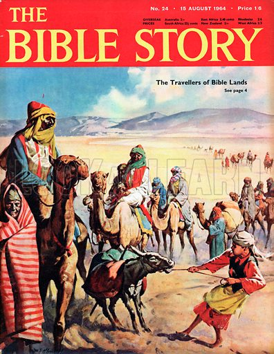 The Travellers of Bible Lands