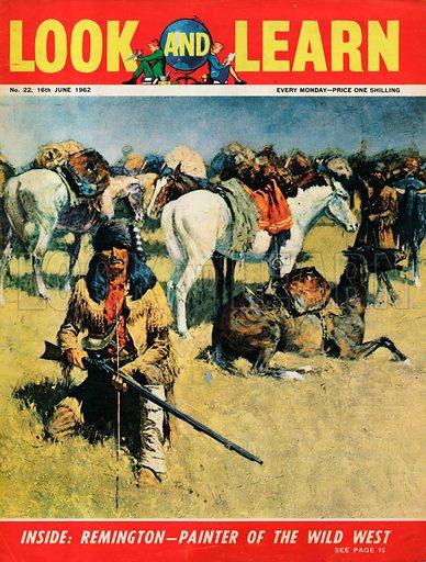 Navahos at the Waterhole.