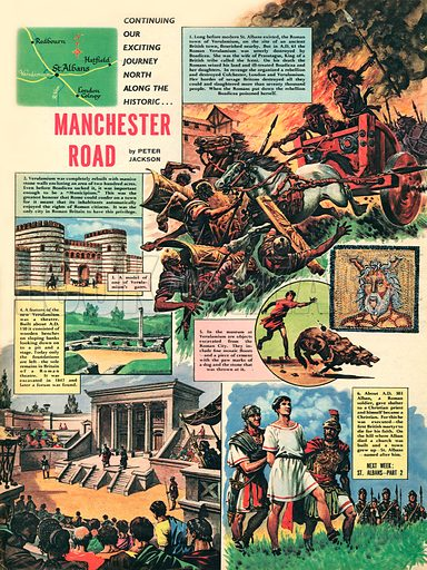 Manchester Road.