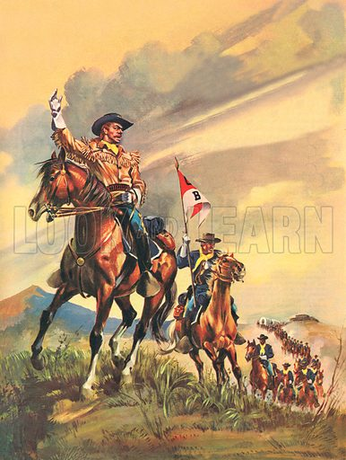 Stories of Courage: Custer's Last Stand.