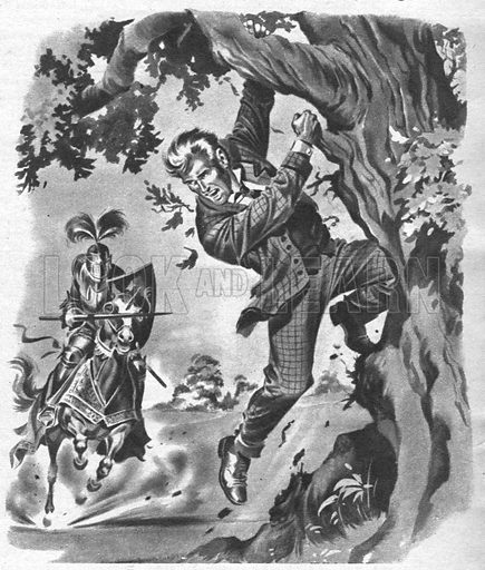 A Yankee at the Court of King Arthur, from the novel by Mark Twain.