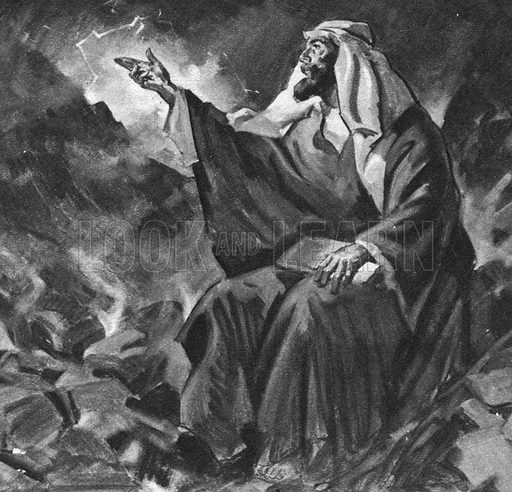 Stories from the Bible: A Message from Heaven.