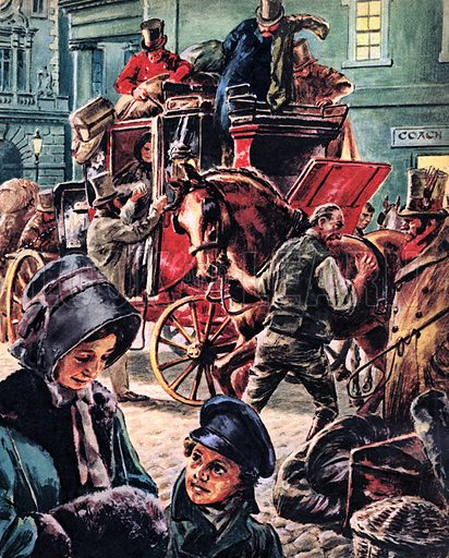"The Story of Ouir Capital: A City Beneath the Streets. ""London's crowded streets forced transport underground.""."