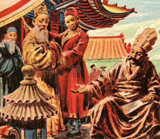 Man and His Faith: Confucius, the Wise Man who Founded a Religion.