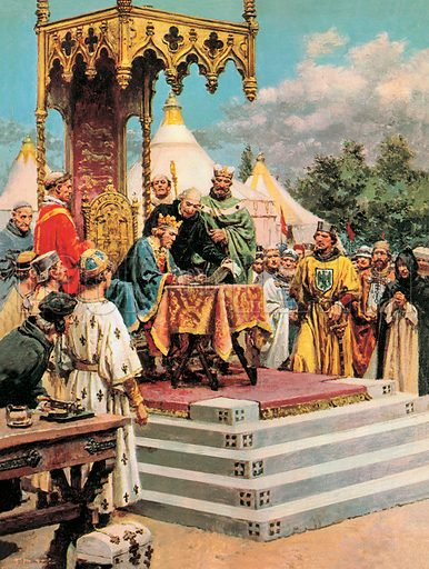 A Pageant of Kings: The Sad, Bad Reign of Cruel King John.