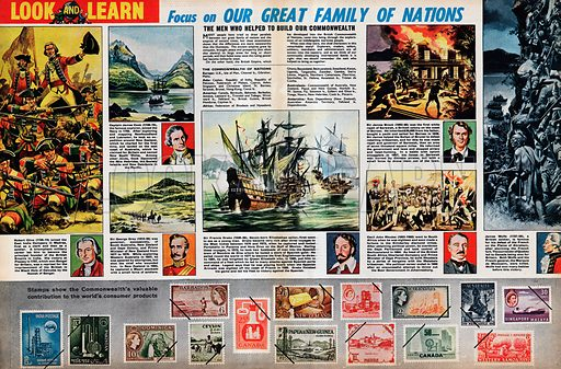 Focus on Our Great Family of Nations. The Commonwealth of Nations.