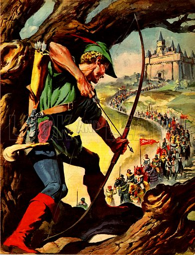 What Really Happened: Robin Hood... is this man a fake?.