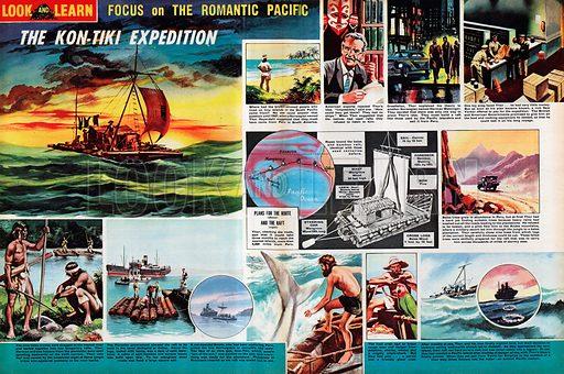 Focus on the Romantic Pacific.