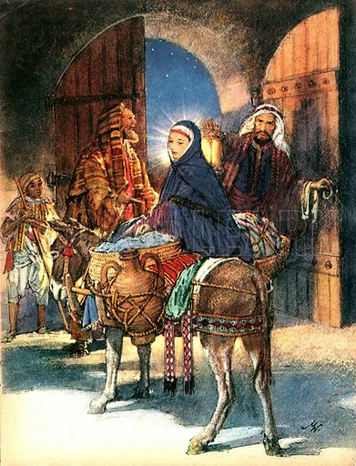 The Christmas Story: The Innkeeper's Tale.