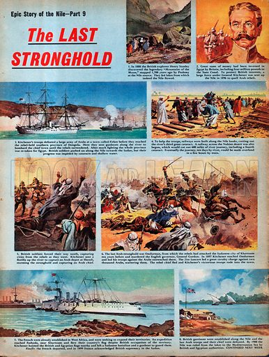 Epic Story of the Nile: The Last Stronghold.