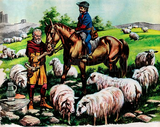 Growing Up in Times Gone By: A Farmer's Boy in the Fifteenth Century.