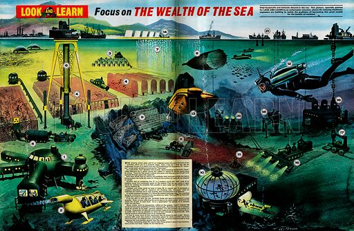 Focus on The Wealth of the Sea.