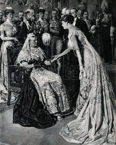 Queens of England: Victoria -- Woman who ruled a mighty empire.
