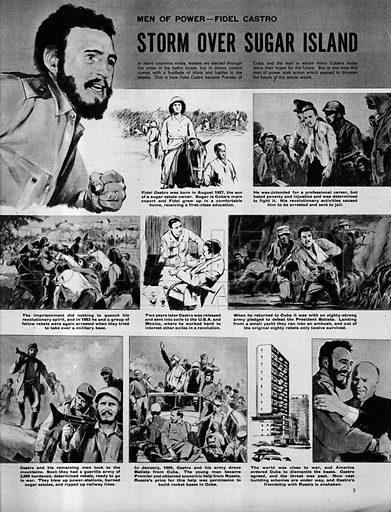 Men of Power: Fidel Castro.