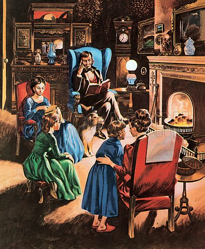 Growing Up Through the Ages: The Poor Little Rich Girls of Britain.  Professionally re-touched image.