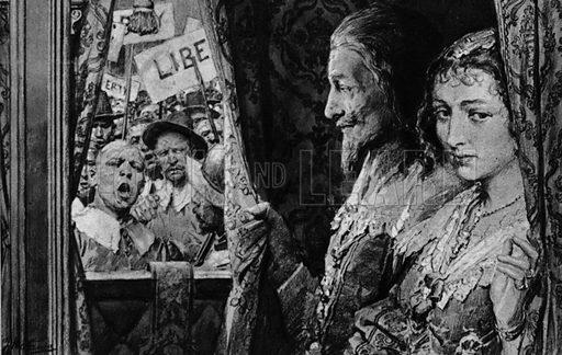 The Queens of England: Queen Henrietta Maria -- The Queen on the Litter Heap.