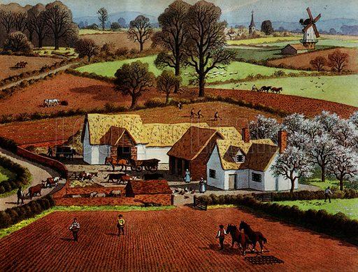 The Farmer's Life.