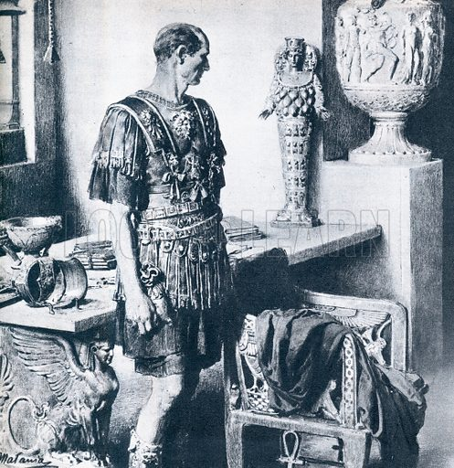 What Really Happened?: The Day That Caesar Died -- as Caesar crossed the hall of his house on his way to the Senate, his statue crashed to the ground. But Caesar was never one to heed superstitious omens...