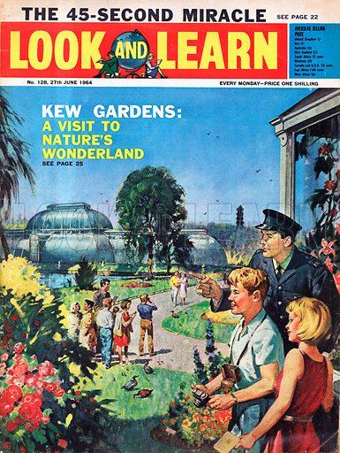 Kew Gardens: A Visit to Nature's Wonderland.